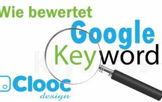 Wie bewertet Google Keywords