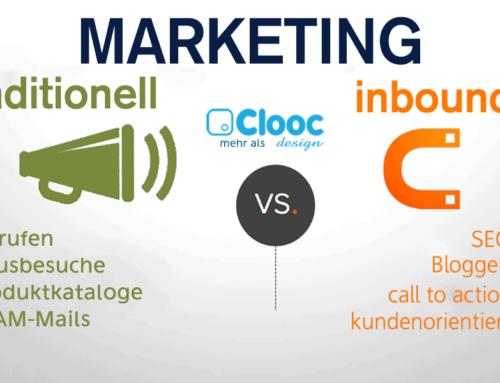 Der Unterschied zwischen traditionellem Marketing und Inbound-Marketing