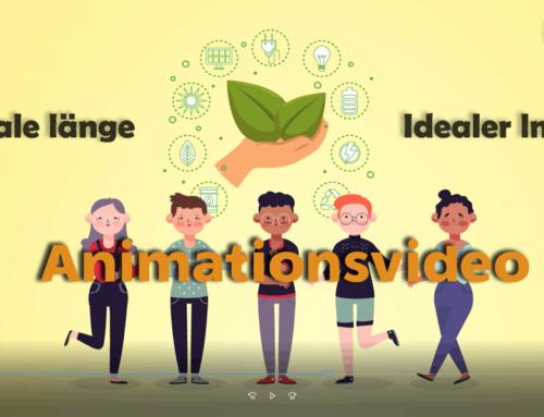 Ideale laenge der videos fuer werbung und bildung