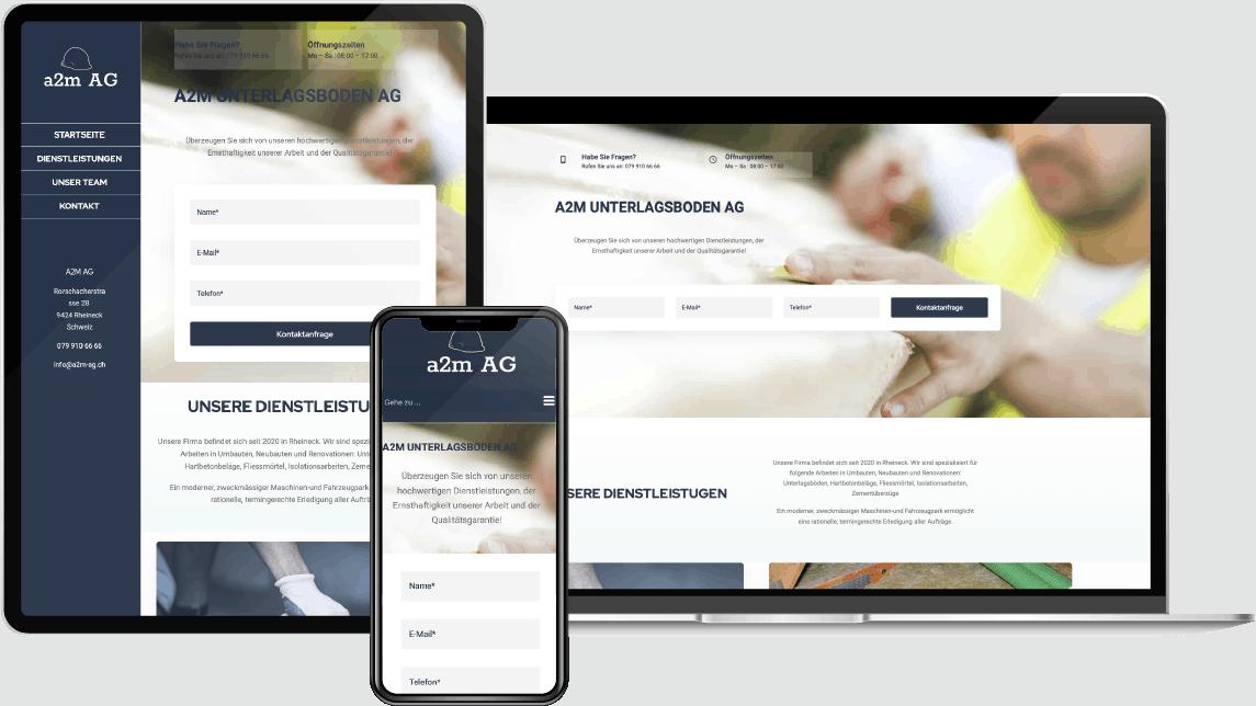 Webdesign St.Gallen
